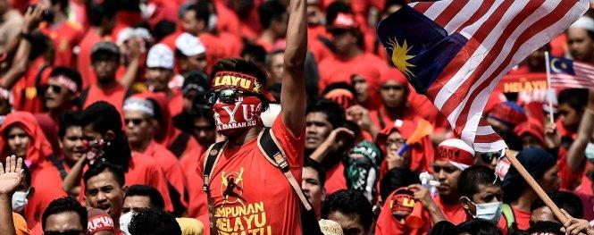 Malaysia là quốc gia đa sắc tộc, đa tôn giáo, đa văn hóa và đa ngôn ngữ. Ảnh: SCMP