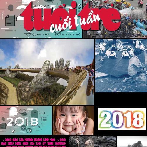 Tuổi trẻ Cuối Tuần (ngày 30-12-2018)