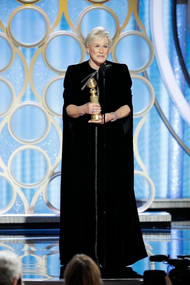 Nữ diễn viên Glenn Close