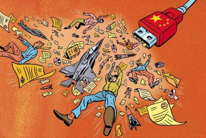 """Cả thế giới lo ngại """"gián điệp số"""" đánh cắp công nghệ từ Trung Quốc"""