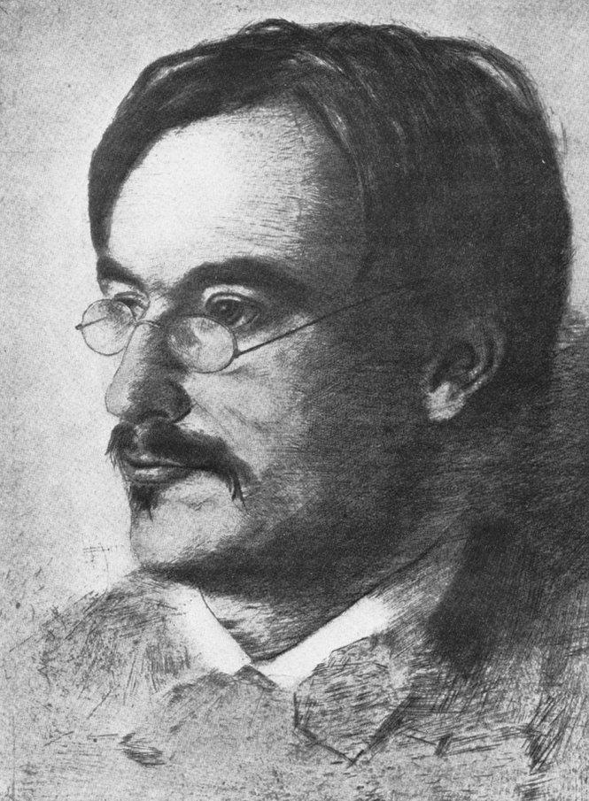 Triết gia, nhà cải cách giáo dục người Áo Rudolf Steiner.