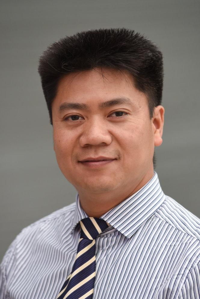 TS Nguyễn Tuấn Anh