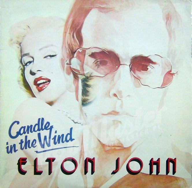 Candle in the wind đã trở thành một trong những ca khúc biểu tượng của thế kỷ 20.  Ảnh: Popmasters.pl