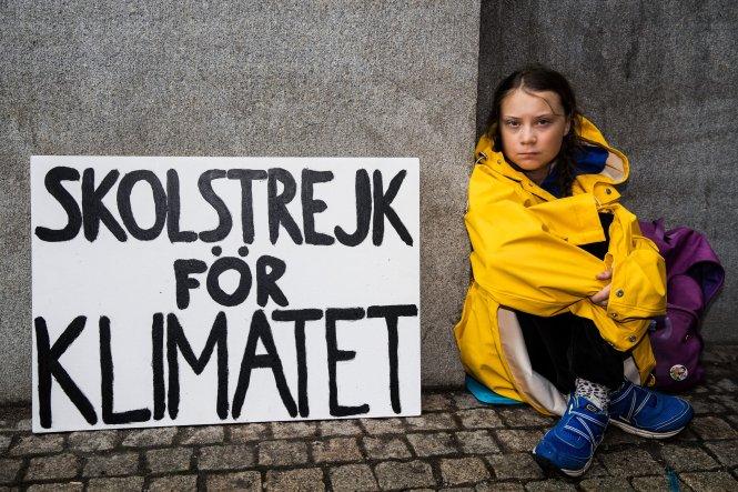 Hiện tượng Greta Thunberg và phong trào 'Những thứ sáu vì tương lai'