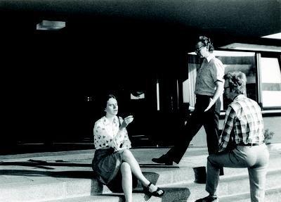 Karen Uhlenbeck năm 1976. Ảnh: opc.mfo.de