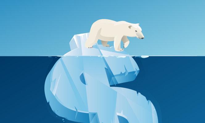 Các mô hình lợi nhuận đã khiến truyền thông không đủ quan tâm tới biến đổi khí hậu?-Ảnh: Getty Images
