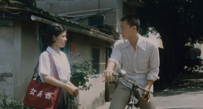 Cảnh trong phim Đồng niên vãng sự