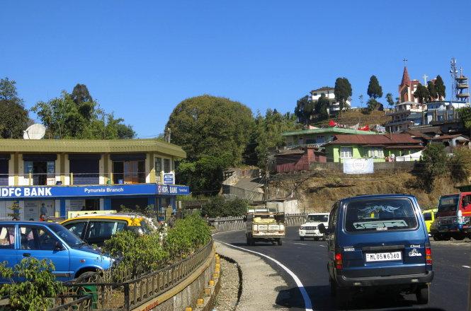 Một thị trấn sơn cước trên đường đến với Umngot