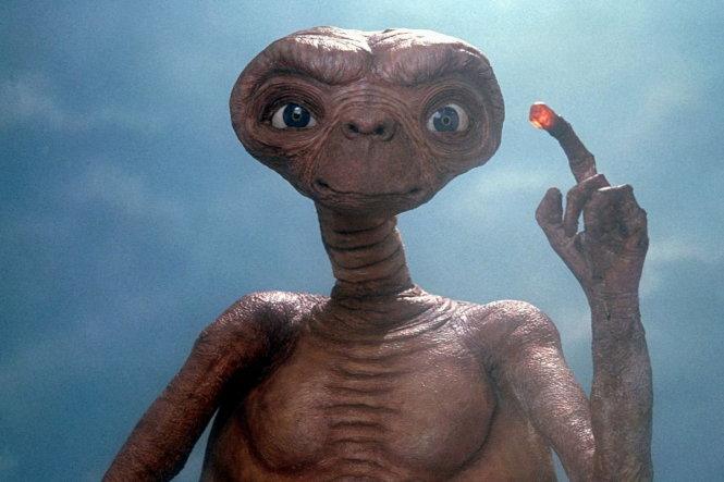 Người ngoài hành tinh?