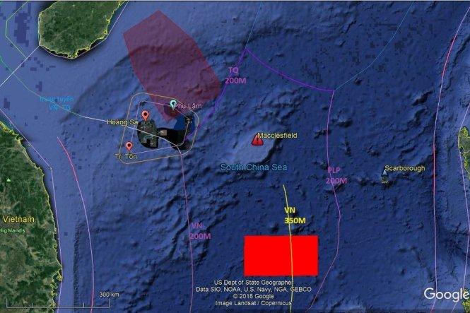 Chuyện gì đang xảy ra ở Biển Đông