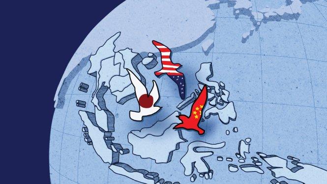 ASEAN cần thực sự khẳng định được tính trung tâm trong các vấn đề khu vực. Ảnh: cnas.org