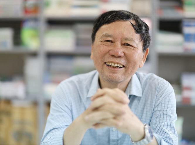 Ông Phạm Văn Thiều. Ảnh: Nguyễn Khánh