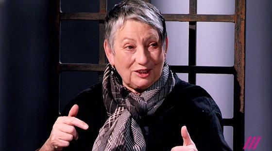 Nhà văn Lyudmila Ulitskaya
