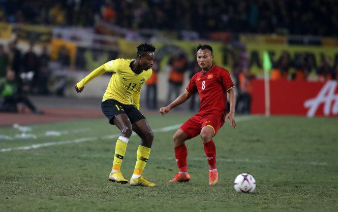 Malaysia trông đợi ở những ngôi sao nhập tịch như Sumareh. Ảnh: Nguyên Khôi