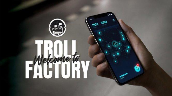 Troll Factory giúp người chơi hiểu tin giả để tránh mắc lừa tin giả