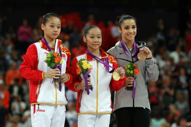 Trung Quốc bình đẳng giới nhất làng thể thao?