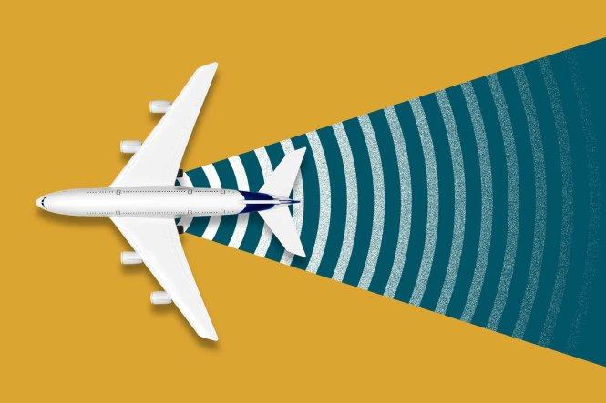 """Sẽ đến lúc trải nghiệm Wi-Fi trên máy bay """"sướng"""" như ở nhà. Ảnh: iStock"""