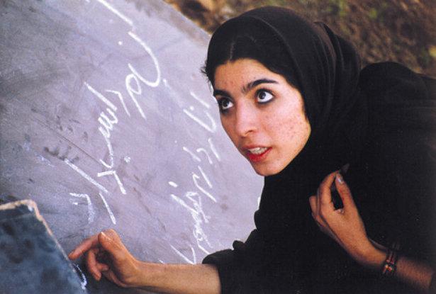 Đạo diễn Samira Makhmalbaf