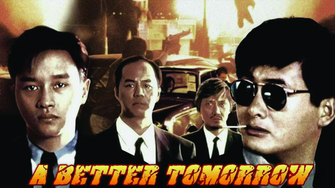 Anh hùng bản sắc (A Better Tomorrow) - bộ phim hành động Hong Kong năm 1986 của đạo diễn John Woo, với sự tham gia của Địch Long, Trương Quốc Vinh và Châu Nhuận Phát - đã có ảnh hưởng sâu sắc đến ngành công nghiệp điện ảnh Hong Kong và quốc tế.
