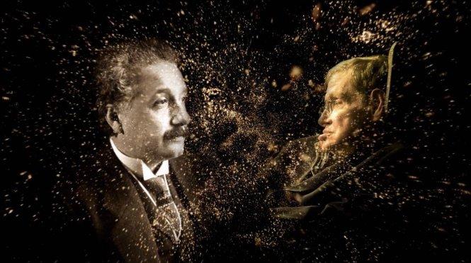 Vũ trụ do Einstein