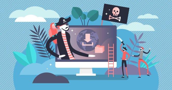 """Các dịch vụ VOD có trả tiền ở VN đang trong giai đoạn """"tập"""" cho người dùng quen với việc nói không với phim lậu. Ảnh: thestar.com.my"""