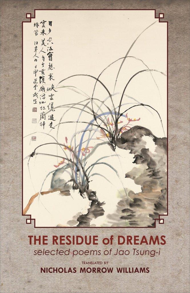 Bìa một tuyển tập thơ của Nhiêu Tông Di đã được dịch sang tiếng Anh. Ảnh: amazon.com