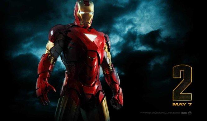 Thập kỷ 2010 bắt đầu với Ironman 2
