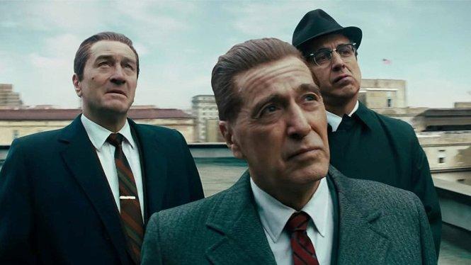 The Irishman với các diễn viên gạo cội xuất hiện trên Netflix thay vì ngoài rạp.