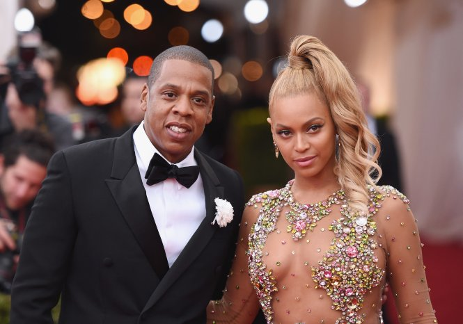 Beyoncé và Jay-Z. Ảnh: wmagazine.com