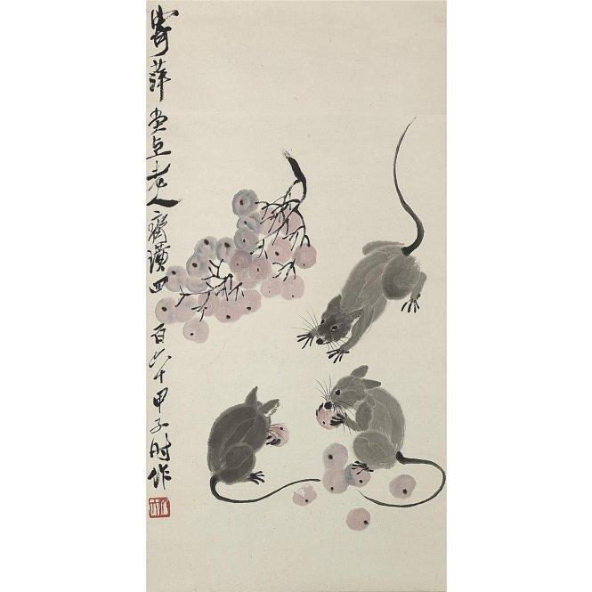 6 Qi Baishi