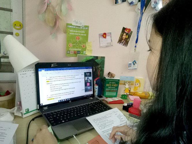 Dạy học trực tuyến trong trường phổ thông: Ngổn ngang trăm mối