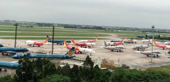 Hàng không Việt Nam trong đại dịch: Chưa thể lường hết hậu họa