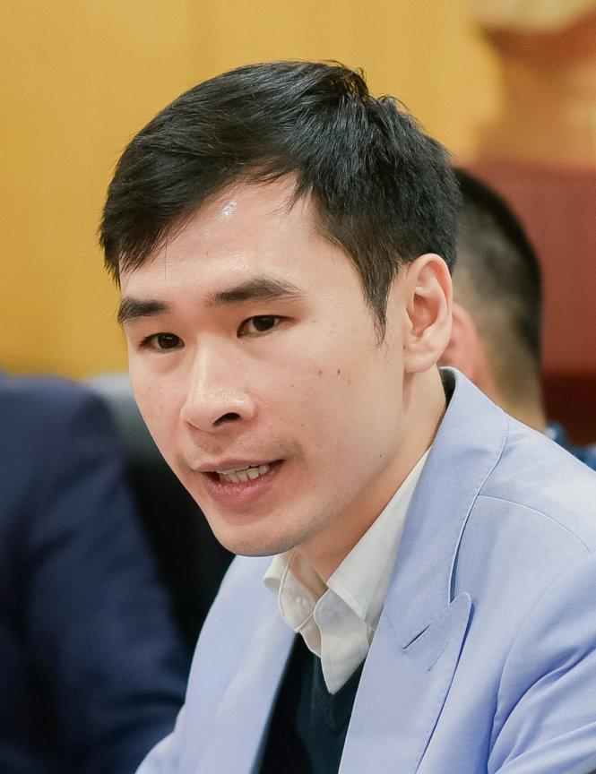 TS Nguyễn Xuân Hải. Ảnh: NVCC