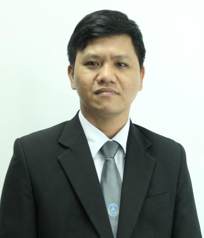 Luật sư Nguyễn Đức Chánh. Ảnh: NVCC