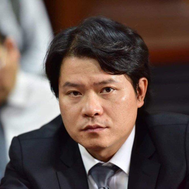 Luật sư Trần Minh Hải. Ảnh: NVCC