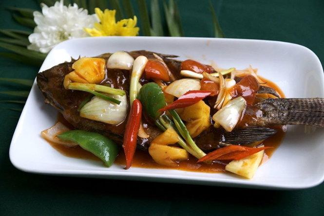 Tinh hoa của đồ ăn Indonesia