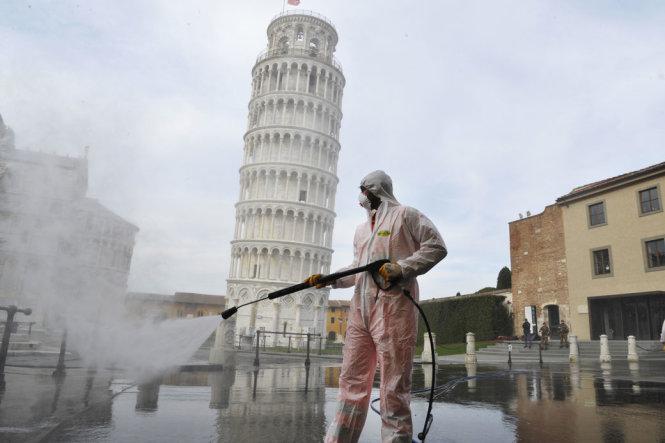 Nước Ý giờ phải chuẩn bị cho một cuộc sống giãn cách xã hội lâu dài. Ảnh: hbr.com