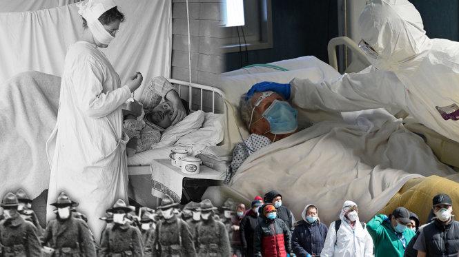 Làn sóng thứ hai của dịch bệnh: Lời nhắc nhớ từ trăm năm trước