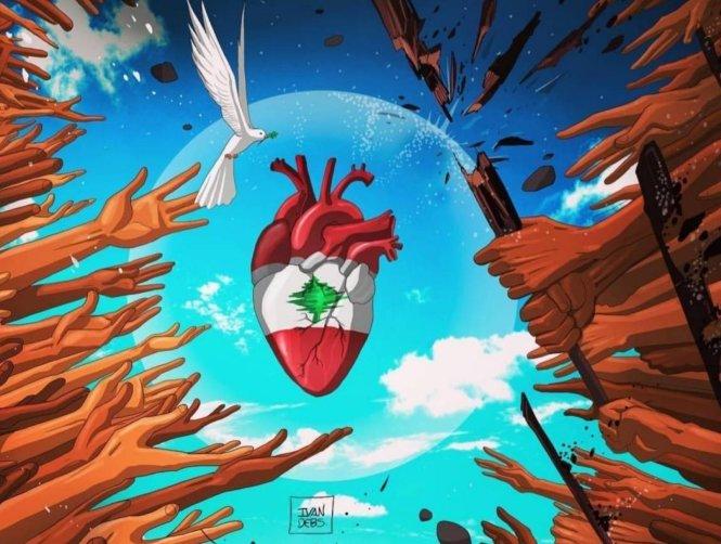 Thảm kịch vụ nổ Beirut: Nghìn lẻ một chuyện Lebanon