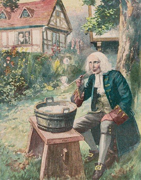 Ngậm đắng vì vỡ bong bóng tài chính: Newton còn sai sót huống chi ta ?