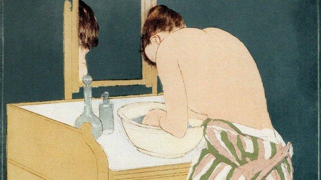 Hội họa và bí ẩn nữ tính: Những phụ nữ đang tắm
