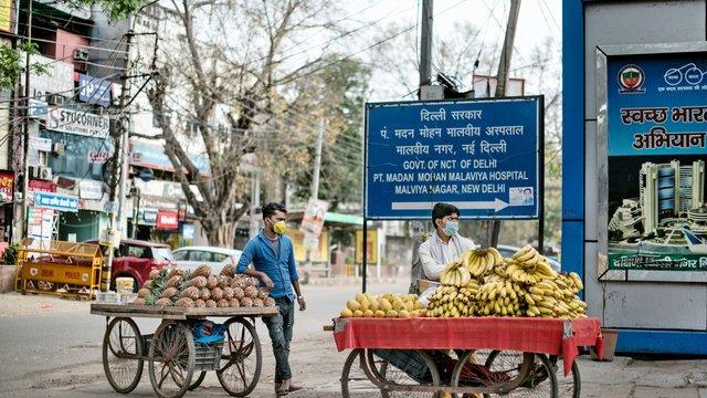 Ấn Độ: Cần lao trong những ngày phong tỏa