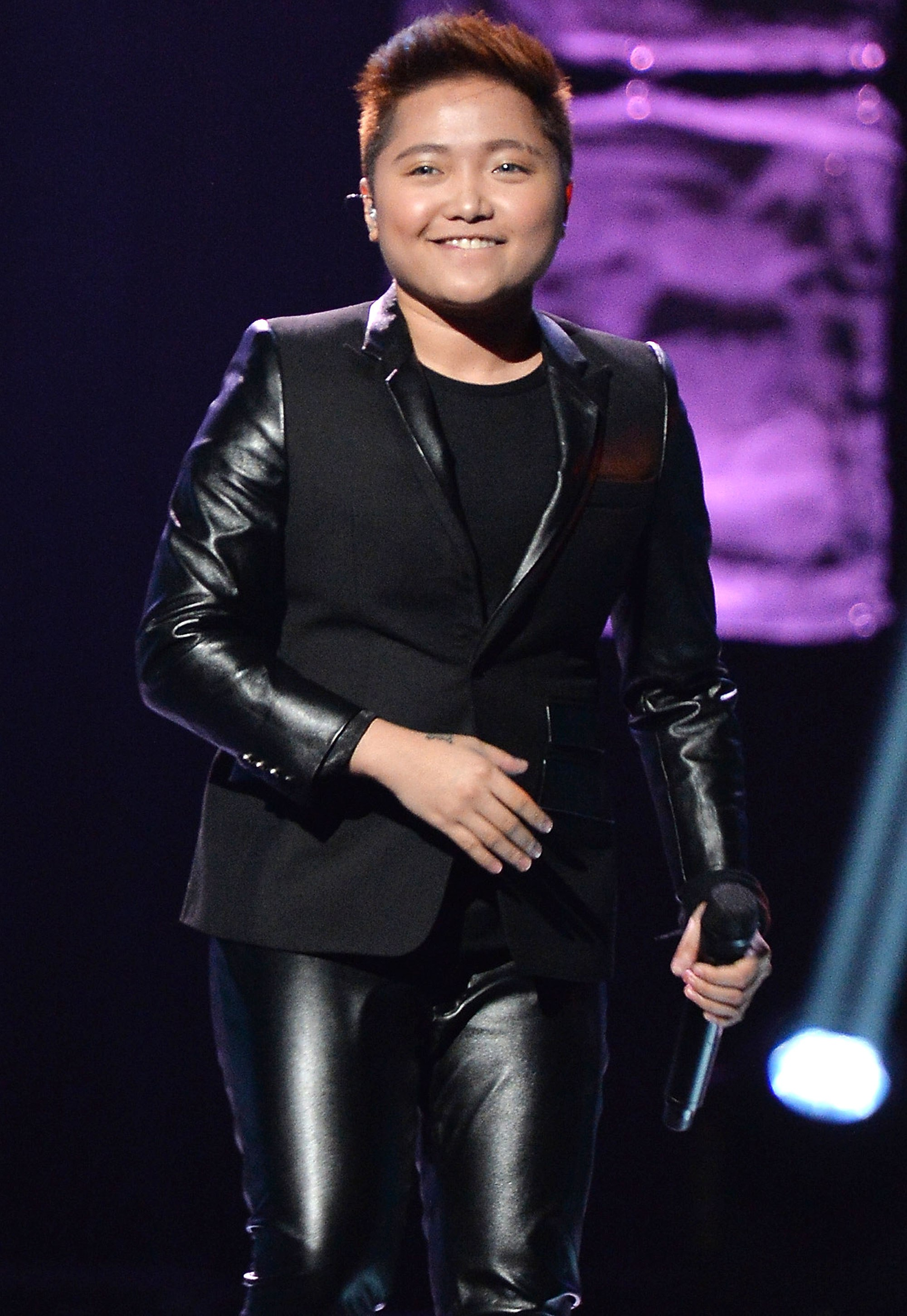 Jake Zyrus bây giờ - Ảnh: Getty Images