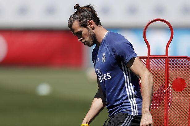 Bale lại phải nghỉ thi đấu vì chấn thương. Ảnh: GETTY IMAGES