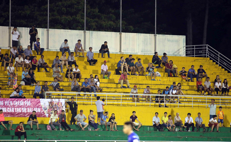 V-League 2017: vẫn chưa vơi nỗi buồn