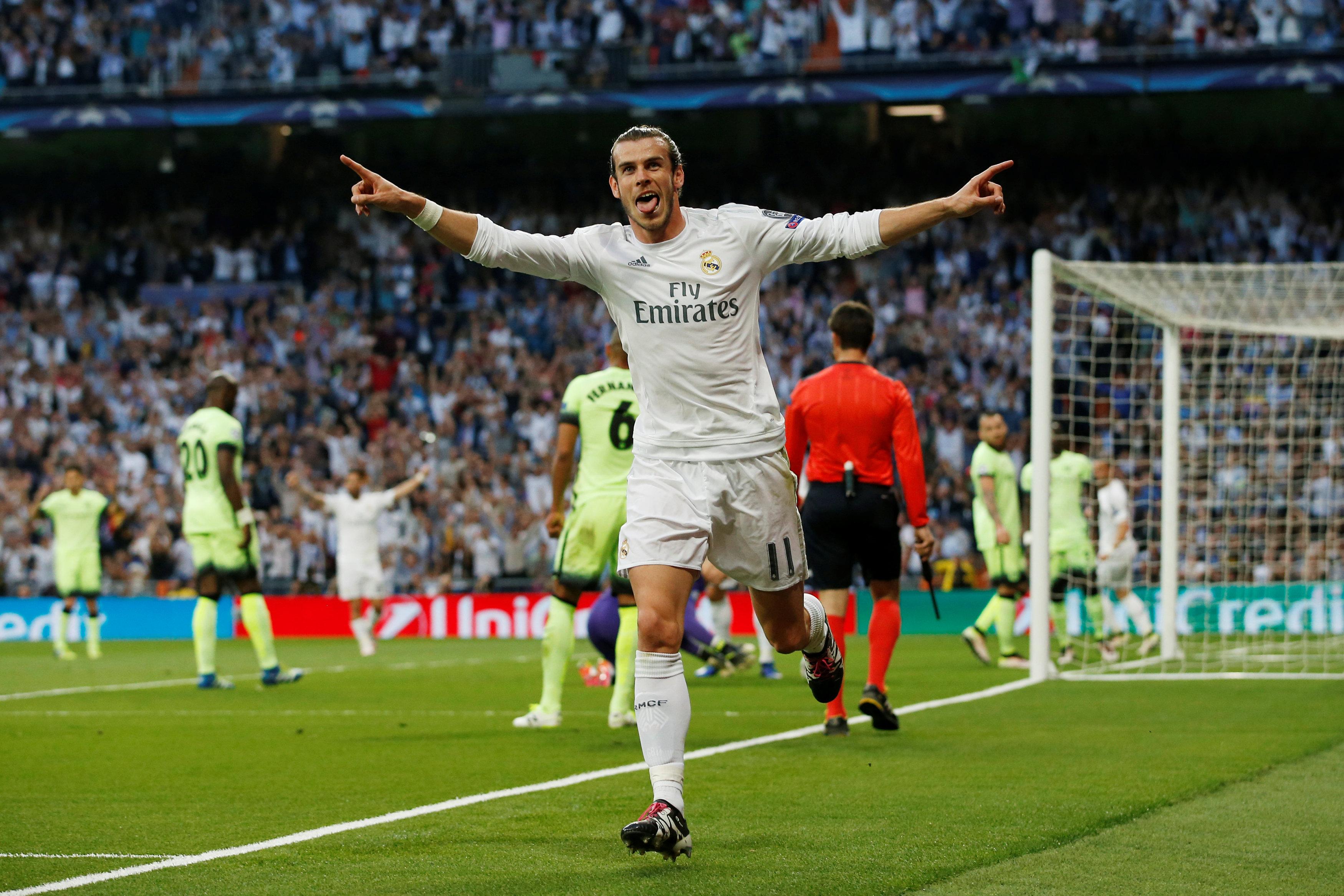 Bale cần phải lấy lại phong độ nếu không muốn bị bán khỏi R.M. Ảnh: JAPAN TIMES