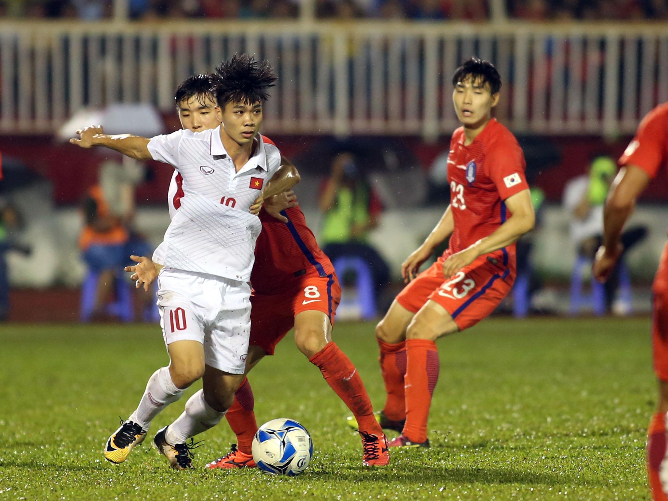 Nhận diện đối thủ của U-23 Việt Nam