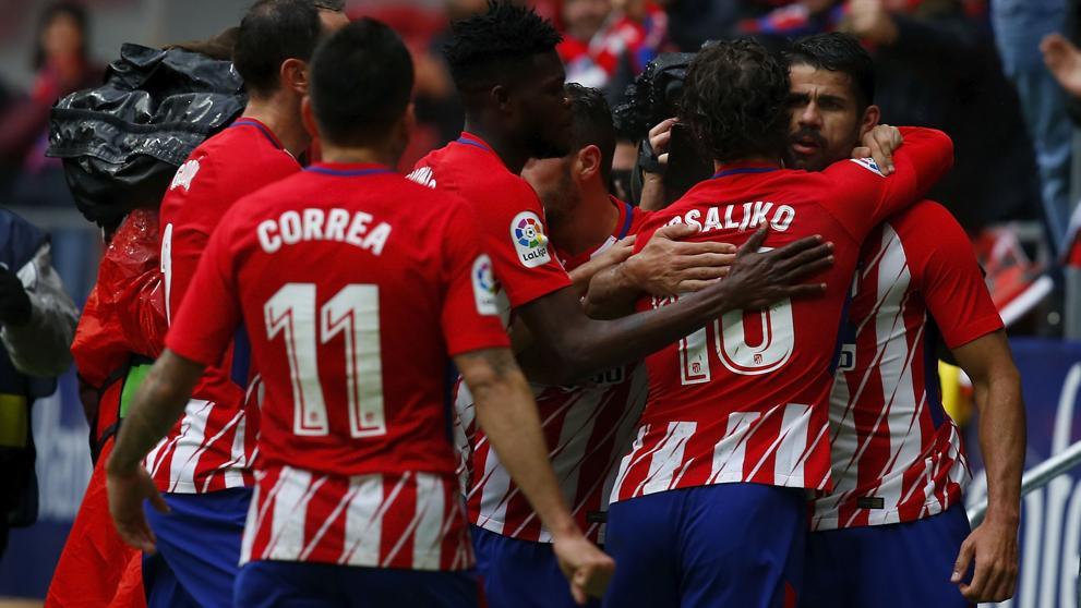 Điểm tin sáng 10-1: Atletico và Valenica vào tứ kết Cúp nhà vua