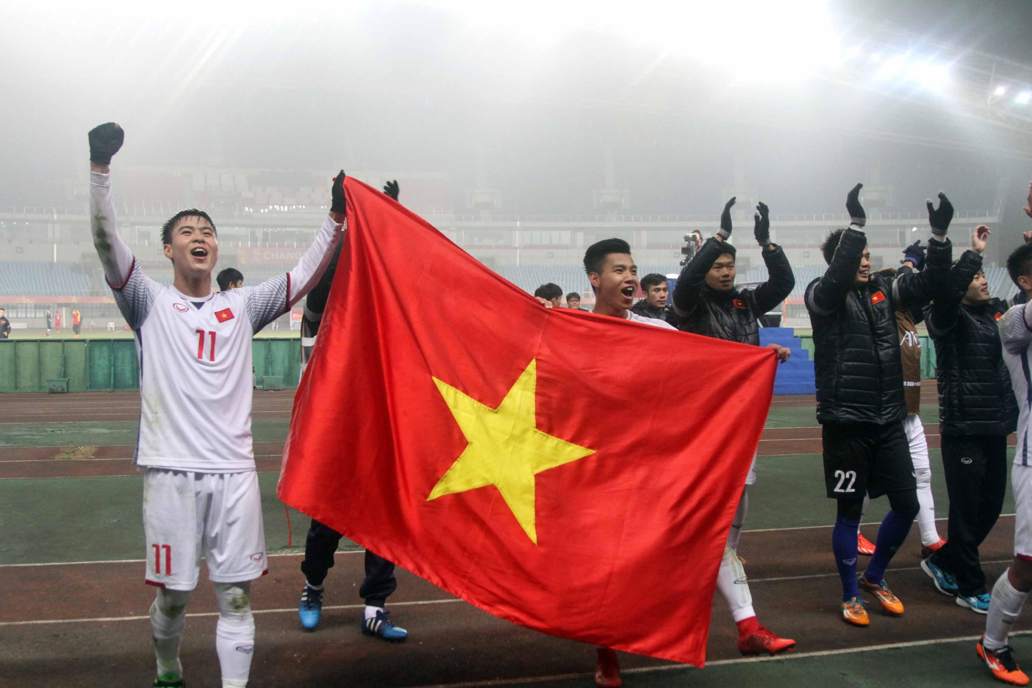 Chìa khóa giúp U-23 VN vào tứ kết Giải châu Á 2018