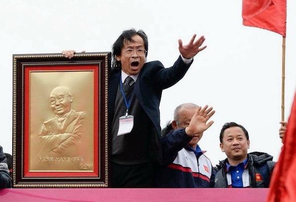 Quan chức VFF mâu thuẫn vì ông Nguyễn Lân Trung